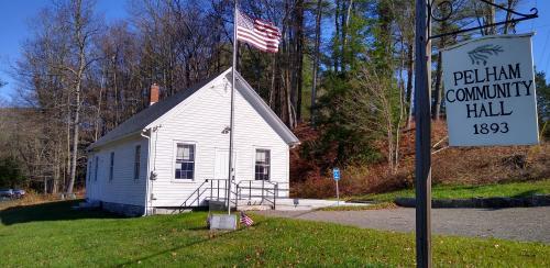 Community Hall courtesy of Susannah Carey