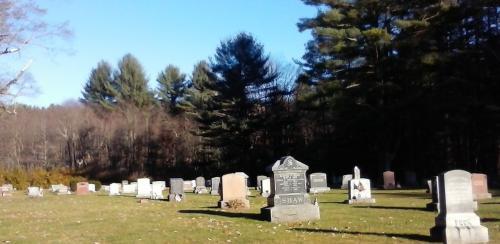 North Valley Road Cemetery courtesy of Susannah Carey